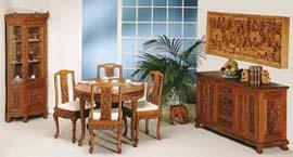Teakholz möbel wohnzimmer  Teakholzmöbel